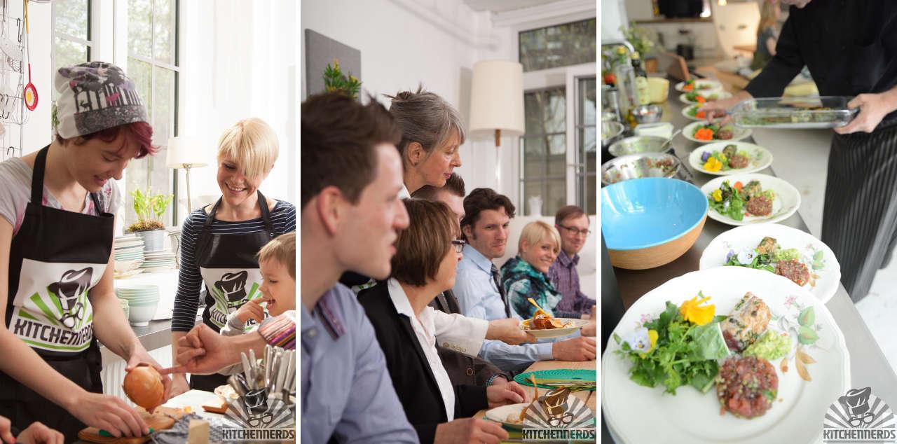 Zuhause Kochen Für Fremde dieser koch kommt zu ihnen nach hause kitchennerds